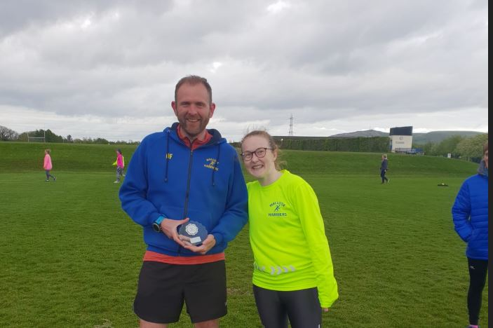 Harrier of the Month – April 2019