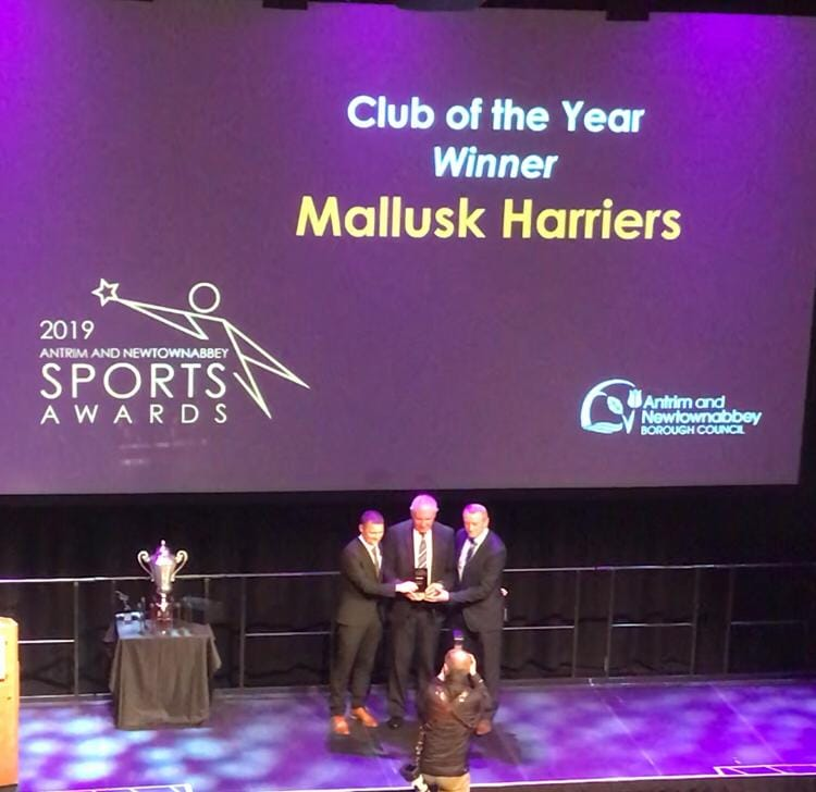 Club of the Year 2019