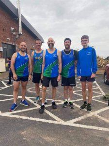 Club Run Report – Sunday 1st of August 2021
