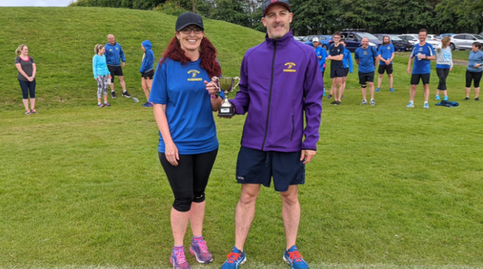 Runner of the Month – May 2021